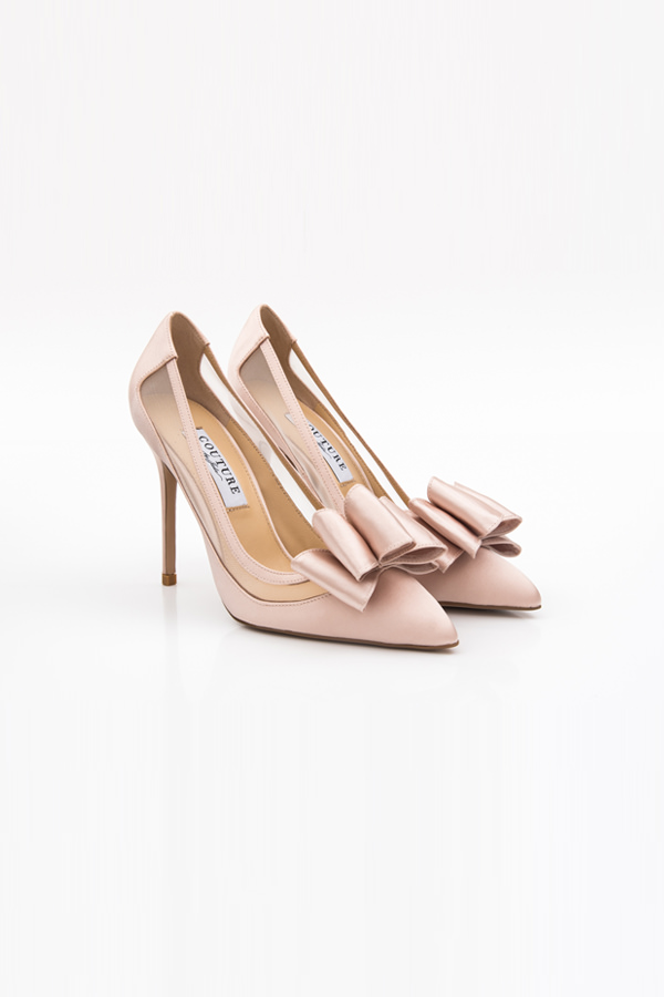 Feerique -Silk Shoes Rose Cache- 100