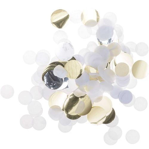 CONFETTI WHITE MIX